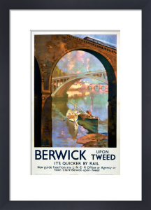 Berwick upon Tweed by National Railway Museum