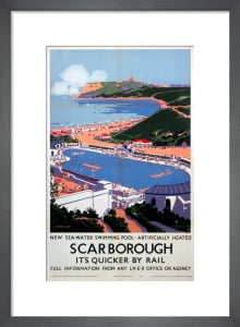 Scarborough - New Swimming Pool by National Railway Museum