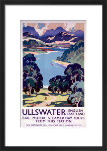 Ullswater - English Lake-Land Day Tours by National Railway Museum