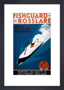 Fishguard-Rosslare by National Railway Museum