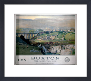 Buxton - The Mountain Spa by National Railway Museum