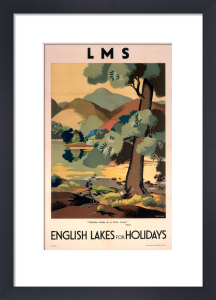 English Lakes for Holidays by National Railway Museum