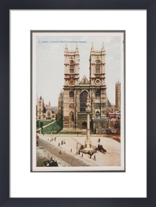 London - Westminster Abbey by National Railway Museum