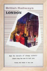 London - British Railways by National Railway Museum