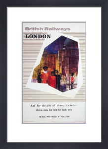 London - British Railways by National Railway Museum