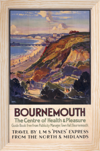 Bournemouth - Centre of Health and Pleasure by National Railway Museum