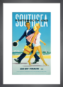 Portsmouth and Southsea - Go by Train by National Railway Museum