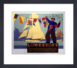 Lowestoft Ahoy by National Railway Museum