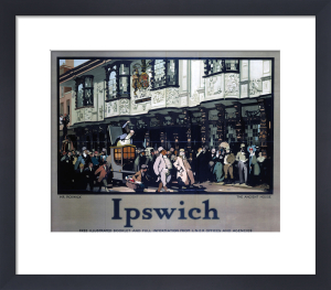 Ipswich - Mr. Pickwick by National Railway Museum
