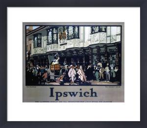 Ipswich - Mr. Pickwick by National Railway Museum