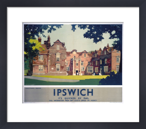 Ipswich - Christchurch Mansion by National Railway Museum