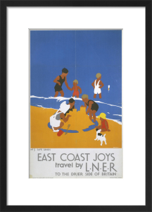 East Coast Joys - Safe Sands by National Railway Museum