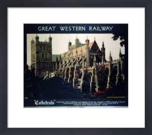 Cathedrals - GWR by National Railway Museum