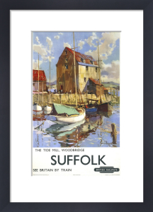 Suffolk - Tide Mill, Woodbridge by National Railway Museum
