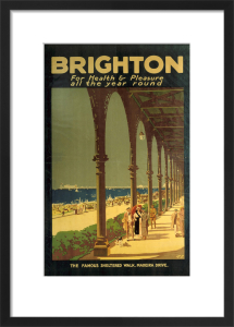Brighton - Madeira Drive by National Railway Museum
