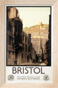 Bristol - Historic Church and Cathedral by National Railway Museum