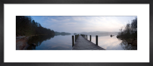 Coniston Water II by Richard Osbourne