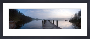 Coniston Water II by Richard Osbourne