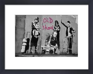 Banksy - Clerkenwell by Panorama London