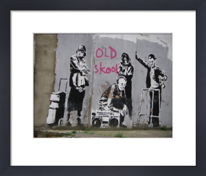 Banksy - Clerkenwell Road by Panorama London
