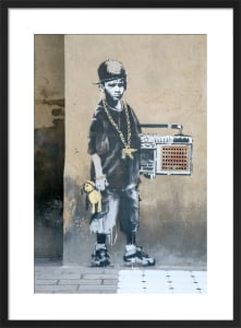 Banksy - Dalston by Panorama London