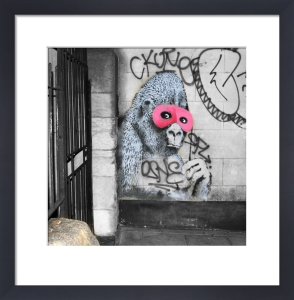 Banksy - Eastville by Panorama London