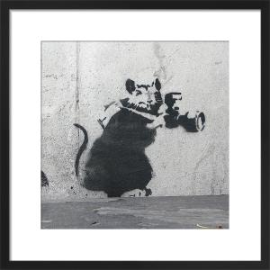 Banksy - Embankment by Panorama London
