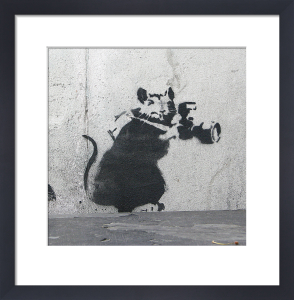 Banksy - Embankment by Panorama London