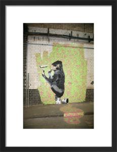 Banksy - Leake Street by Panorama London