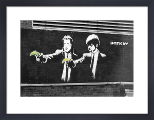 Banksy - Old Street 4 by Panorama London