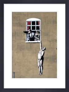 Banksy - Park Street 3 by Panorama London