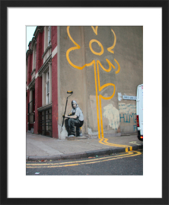 Banksy - Pollard Street by Panorama London