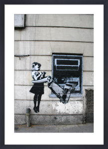 Banksy - Rosebury Avenue by Panorama London