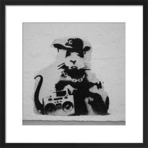 Banksy - Smithfields1 by Panorama London