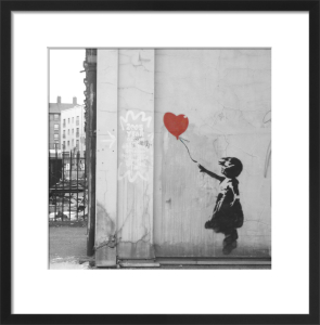 Banksy - Vestry St by Panorama London