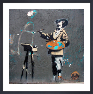 Banksy - Victoria Park by Panorama London