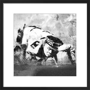 Banksy - Waterloo by Panorama London