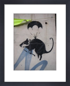 Banksy - Whitechapel by Panorama London