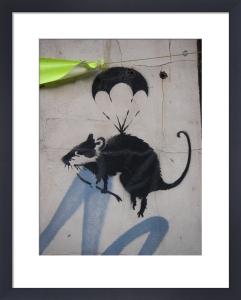 Banksy - Whitechapel by Panorama London