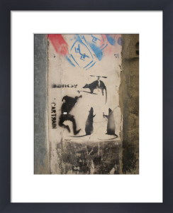 Banksy - Whitechapel 2 by Panorama London