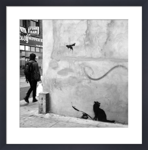 Banksy - Whitecross Street by Panorama London