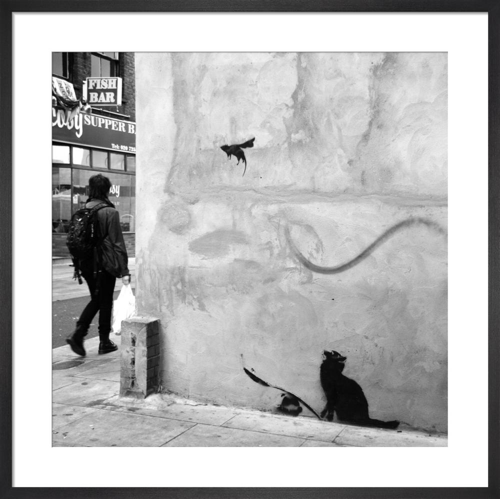 Banksy whitecross street panorama london