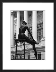 Ballerina (Black) by Panorama London