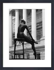 Ballerina (Black) by Panorama London