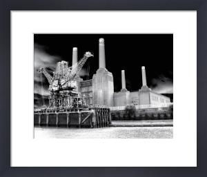 Battsea Powerstation by Panorama London