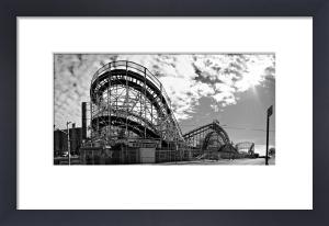 Cyclone - Coney Island by Panorama London