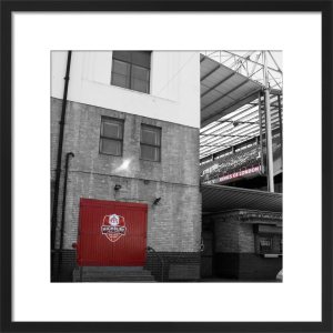 Highbury Stadium by Panorama London