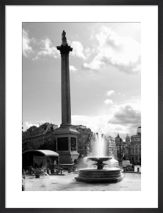 Nelson and Fountain by Panorama London