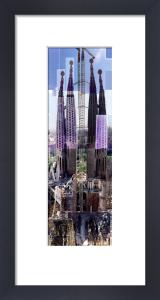 Sagrada Familia, Barcelona by Panorama London