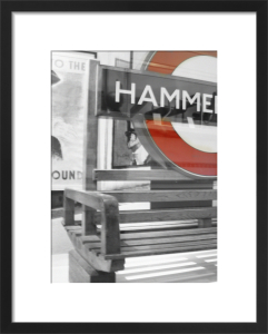 Tube Seat by Panorama London